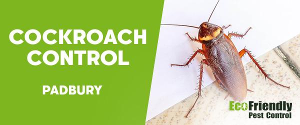 Cockroach Control  Padbury