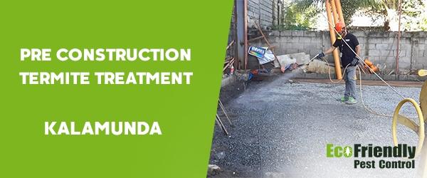 Pre Construction Termite Treatment  Kalamunda