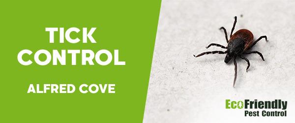 Ticks Control Alfred Cove