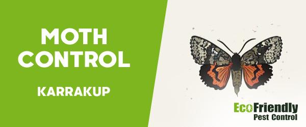 Moth Control  Karrakup