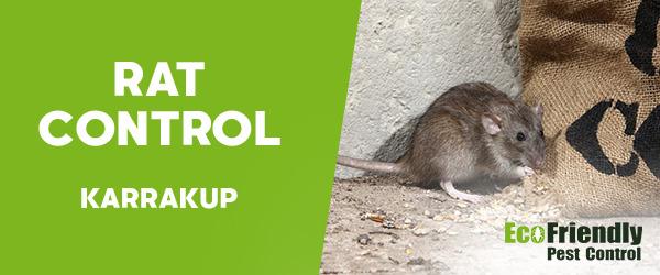 Rat Pest Control  Karrakup