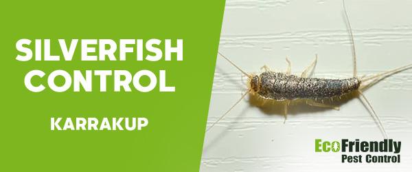 Silverfish Control  Karrakup