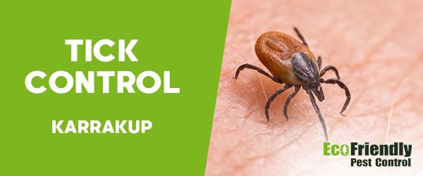 Ticks Control  Karrakup