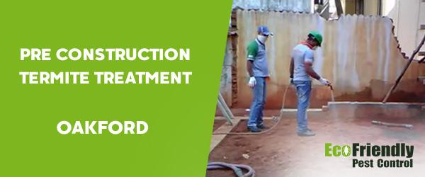 Pre Construction Termite Treatment Oakford