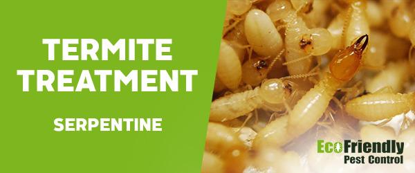 Termite Control Serpentine