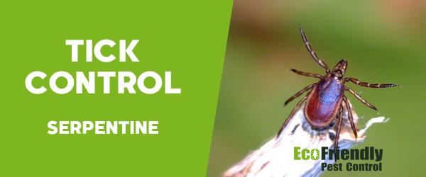 Ticks Control Serpentine