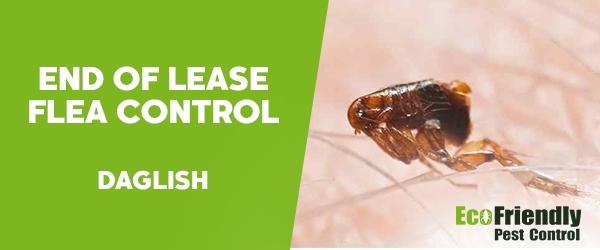 End of Lease Flea Control Daglish