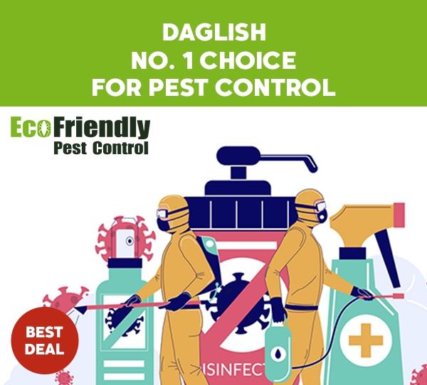 Pest Control Daglish