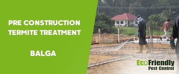 Pre Construction Termite Treatment  Balga