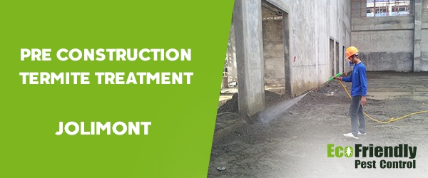 Pre Construction Termite Treatment Jolimont