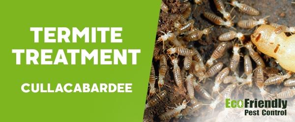 Termite Control Cullacabardee