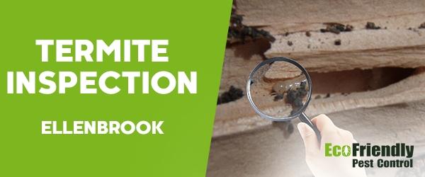 Termite Inspection Ellenbrook