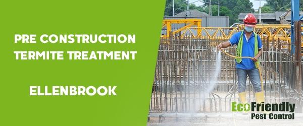 Pre Construction Termite Treatment Ellenbrook