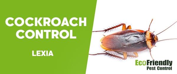 Cockroach Control Lexia