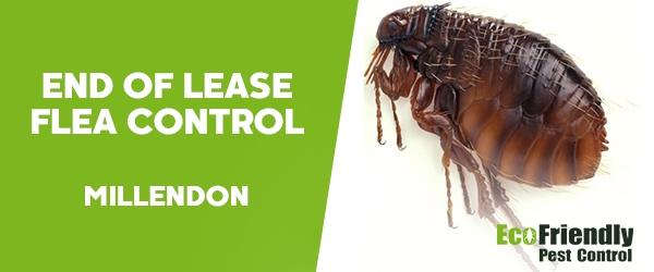End of Lease Flea Control Millendon