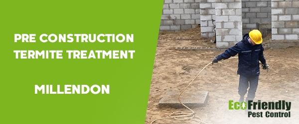 Pre Construction Termite Treatment Millendon
