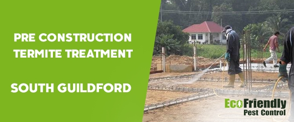 Pre Construction Termite Treatment South Guildford