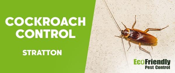 Cockroach Control  Stratton