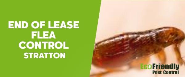 End of Lease Flea Control  Stratton