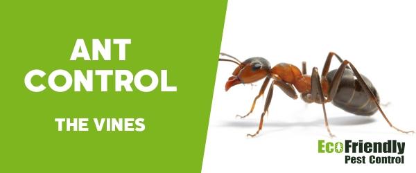 Ant Control The Vines
