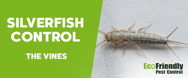 Silverfish Control The Vines