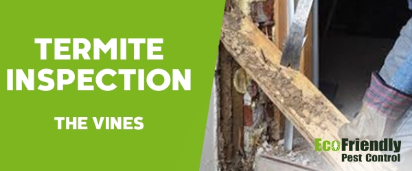 Termite Inspection The Vines
