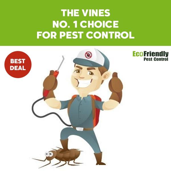 Pest Control The Vines