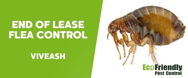 End of Lease Flea Control Viveash