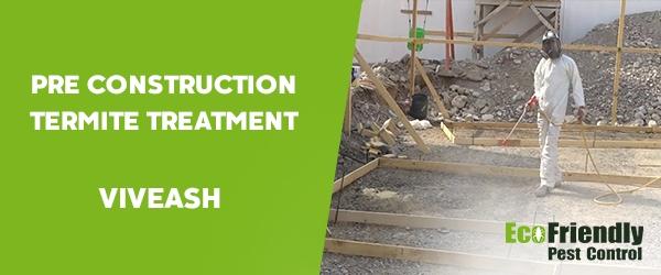Pre Construction Termite Treatment Viveash