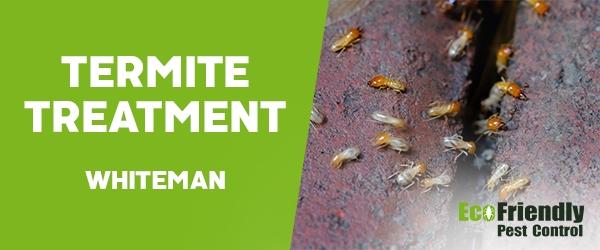 Termite Control  Whiteman