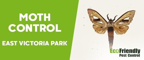 Moth Control  East Victoria Park