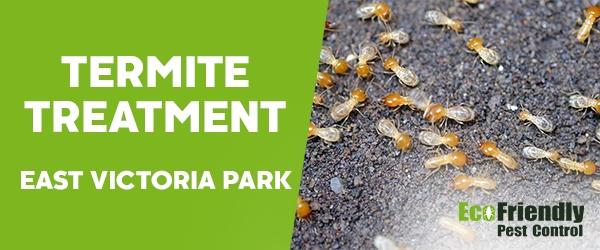 Termite Control  East Victoria Park