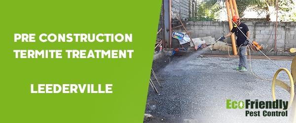 Pre Construction Termite Treatment  Leederville