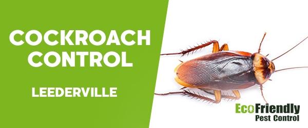 Cockroach Control  Leederville