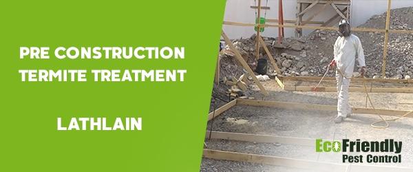 Pre Construction Termite Treatment Lathlain