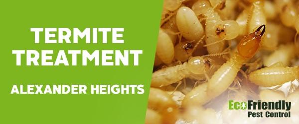 Termite Control Alexander Heights