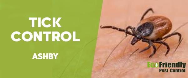 Ticks Control Ashby