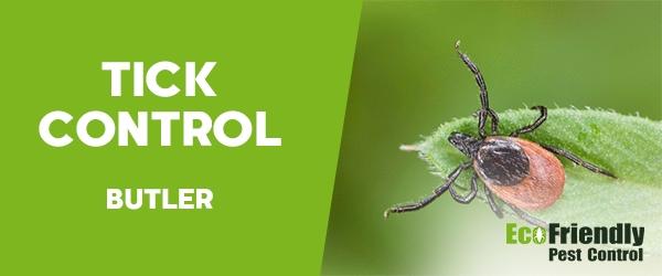Ticks Control Butler