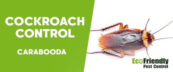 Cockroach Control Carabooda