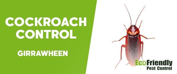 Cockroach Control Girrawheen