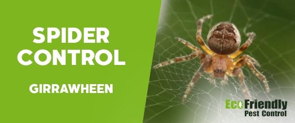 Spider Control Girrawheen