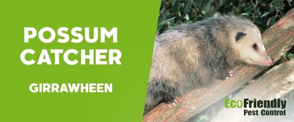 Possum Catcher Girrawheen