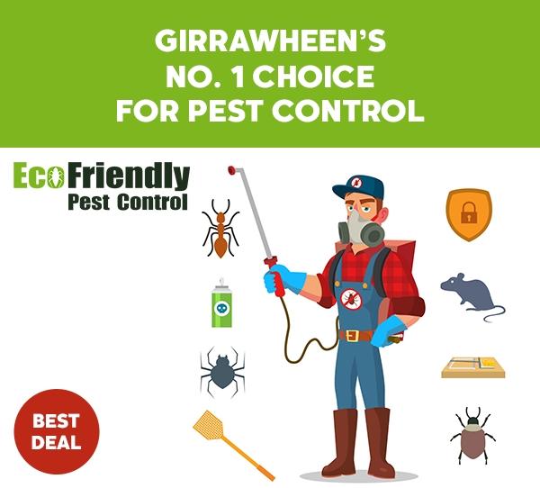 Pest Control Girrawheen