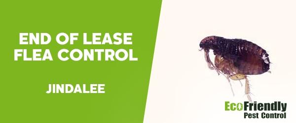 End of Lease Flea Control  Jindalee