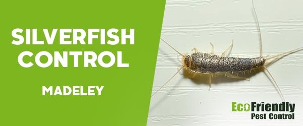 Silverfish Control Madeley