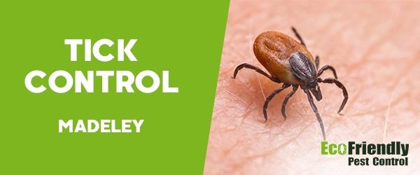 Ticks Control Madeley