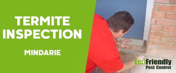 Termite Inspection  Mindarie