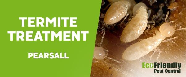 Termite Control Pearsall