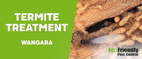 Termite Control  Wangara
