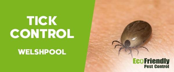 Ticks Control Welshpool